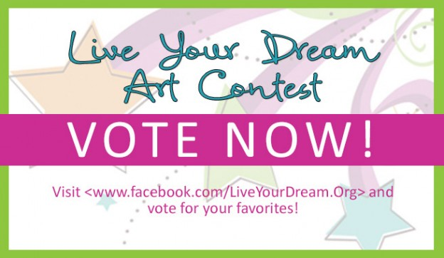 Soroptimist International of Vancouver- Live Your Dream Art Content